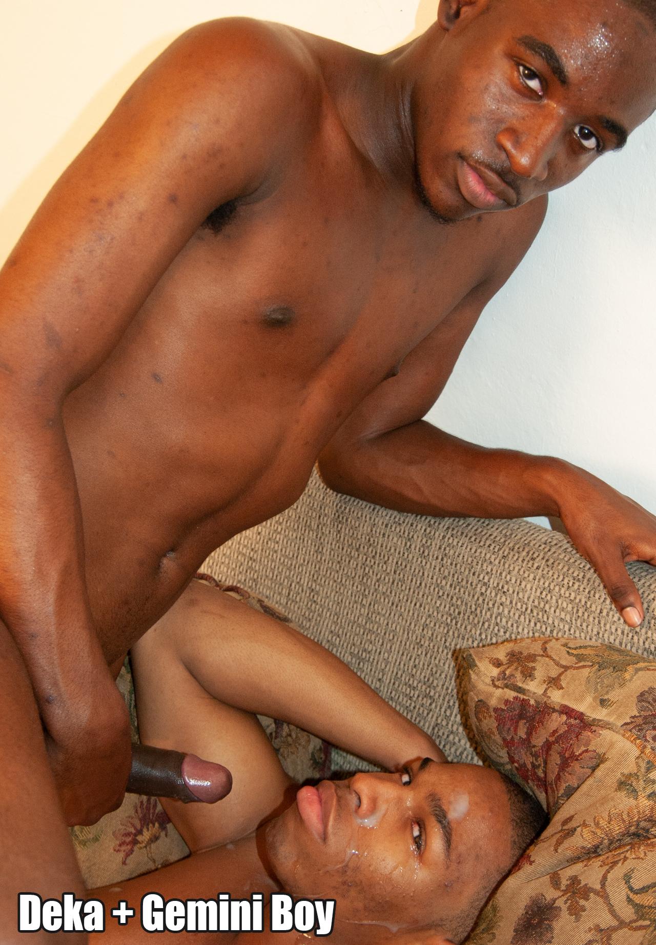 Deka & Gemini Boy