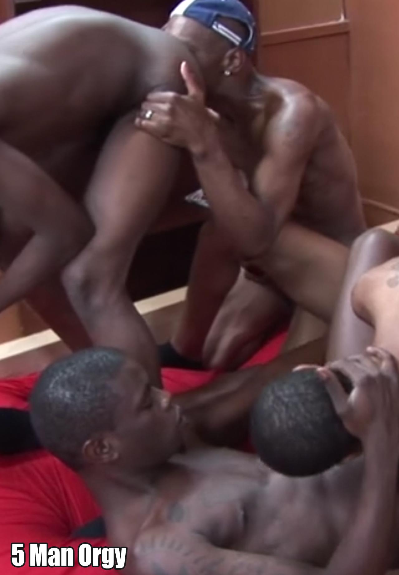 5 Man Orgy