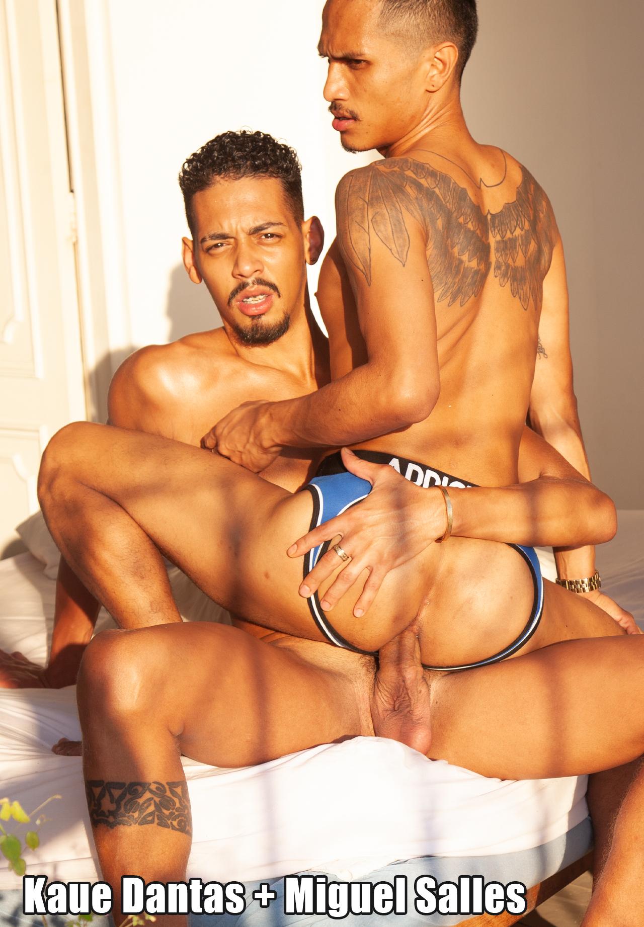 Kaue Dantas & Miguel Salles - ROOF SEX